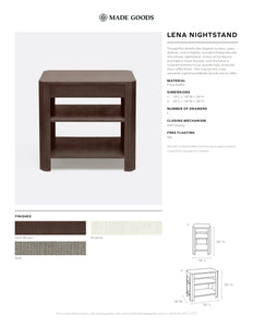 made goods lena double nightstand tearsheet