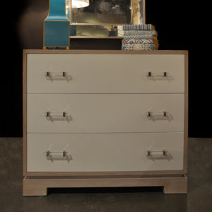 worlds away Whitney chest cerused oak bedroom storage dresser