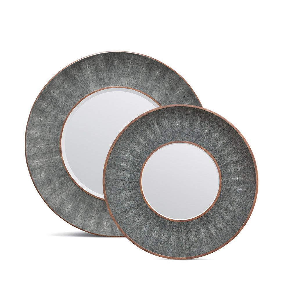Made Goods Armond Mirror Cool Gray