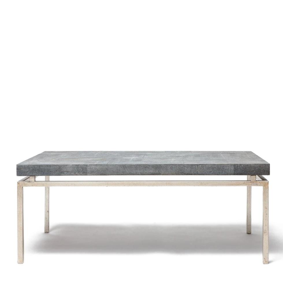 Made Goods Benjamin Coffee Table Silver