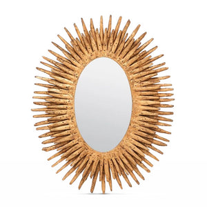 made goods donatella oval mirror hand crafted wood decorative mirrors large wall mirrors oversized mirrors big mirrors gold