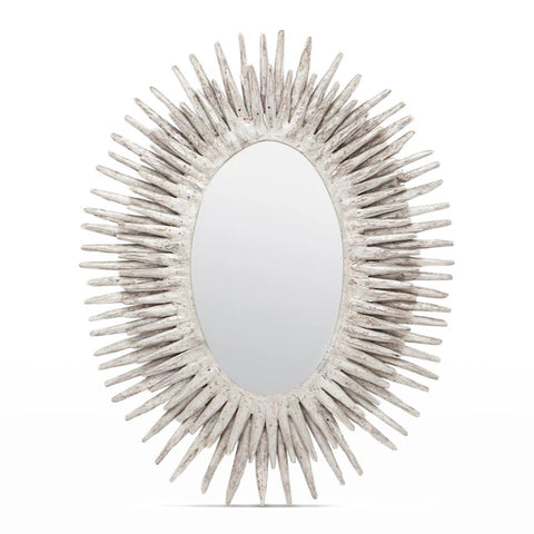 made goods donatella oval mirror silver hand crafted wood mirrors modern bathroom mirrors large wall mirrors unique mirrors large