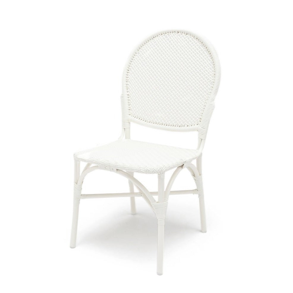 Made Goods Donovan Side Chair White seating
