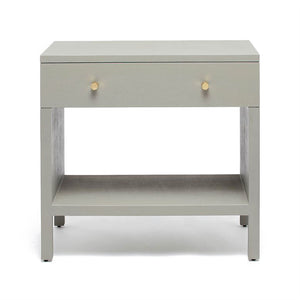 made goods maris double nightstand light grey front