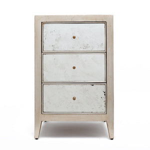 Made Goods Mia Nightstand Palladian Silver Oak