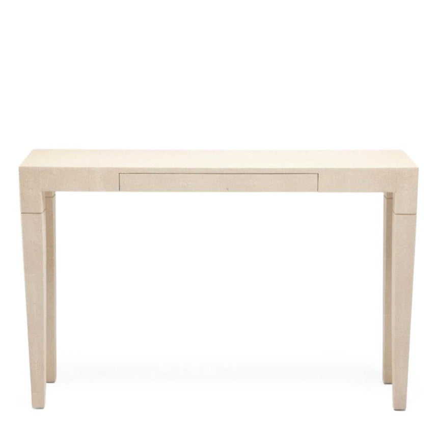 made goods sorin console tables SORIN NARROW CONSOLE off white