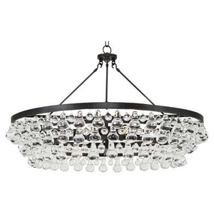 Robert Abbey Bling Chandelier Patina Bronze Z1004