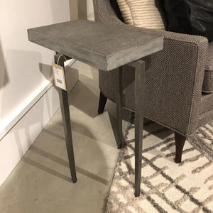 studio a lafarge accent table shown in room