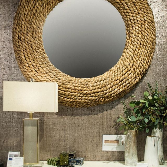 made goods cohen round mirror showroom