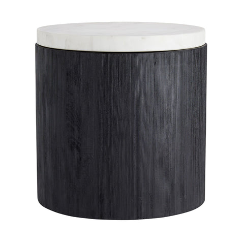 arteriors gregor side table