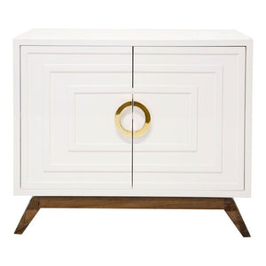 worlds away bernard 2 two door cabinet brass one storage shelf