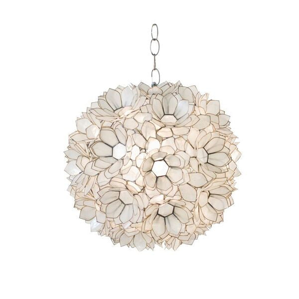 worlds away venus pendant chandelier natural capiz shell lighting