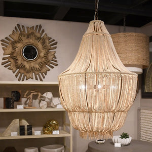 made goods aida chandelier styled