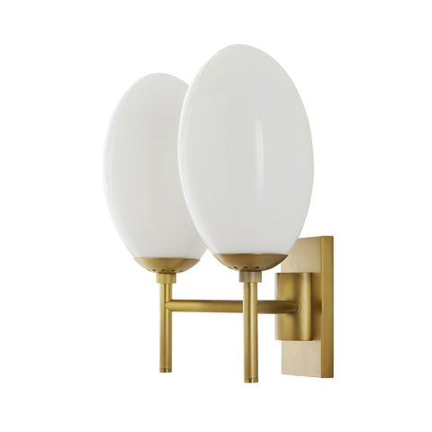 arteriors adler sconce side