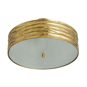 arteriors anna semi flush mount bottom