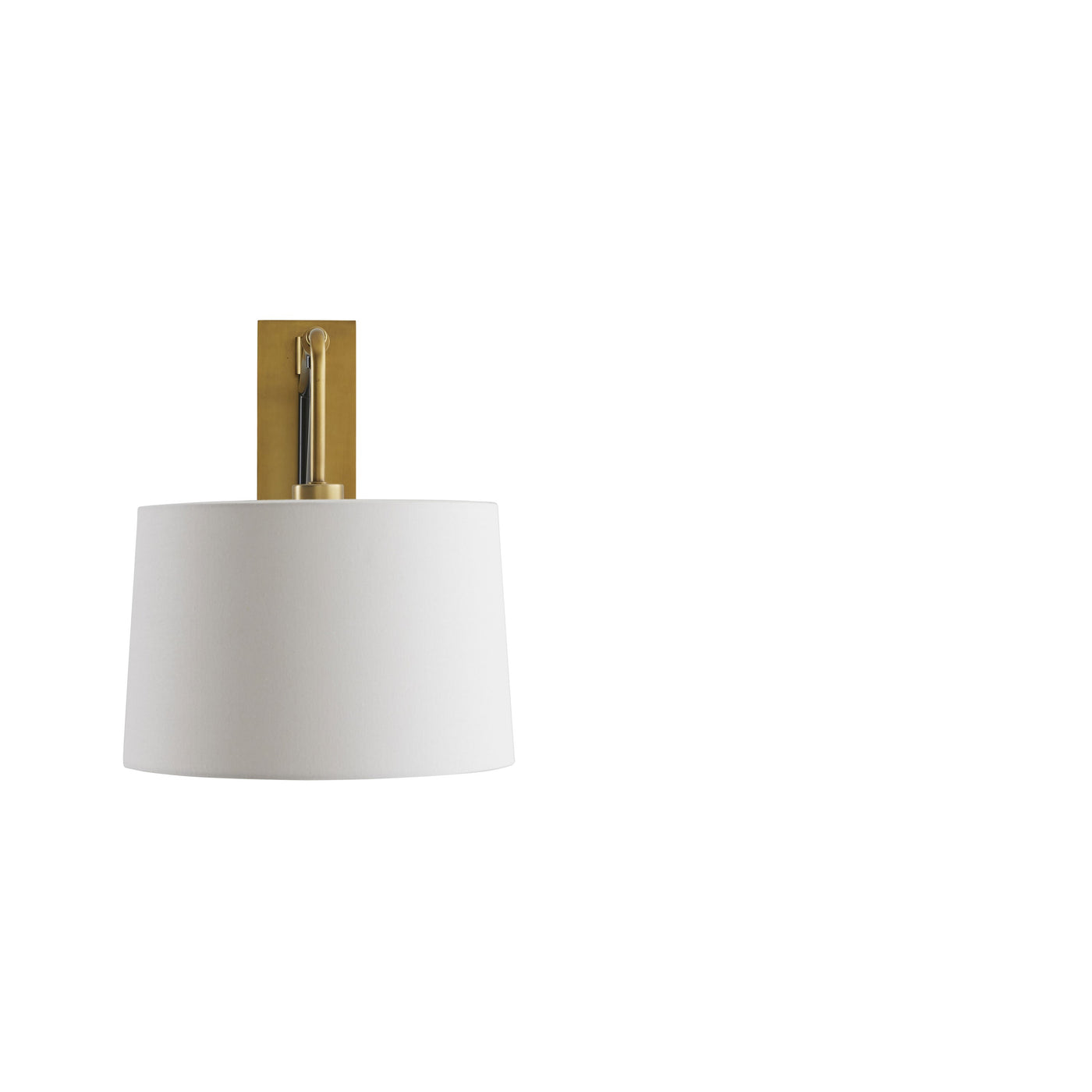 arteriors anthony sconce front