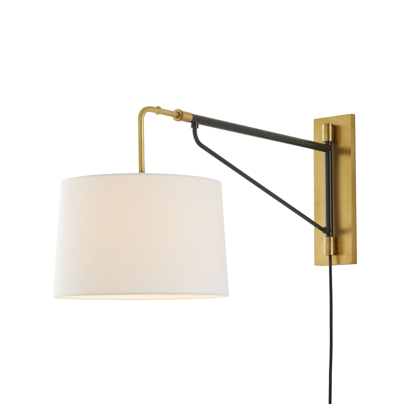 arteriors anthony sconce illuminated