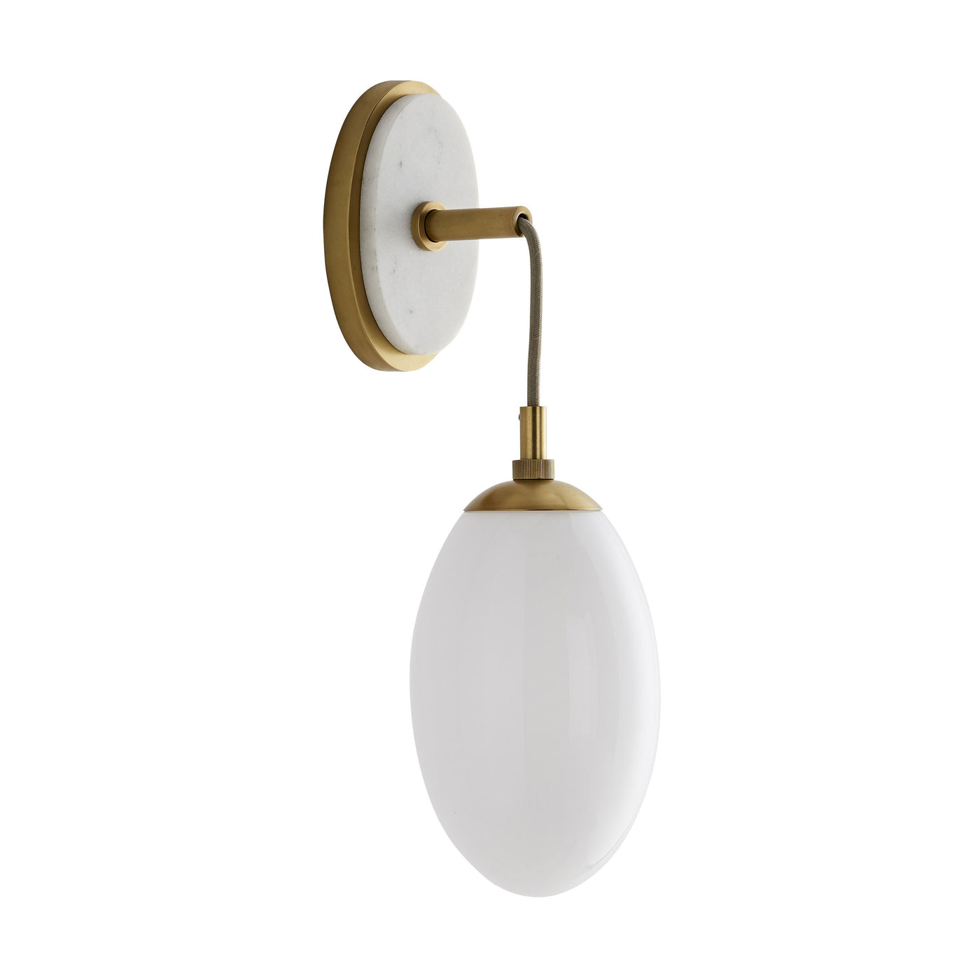 arteriors bindi sconce side