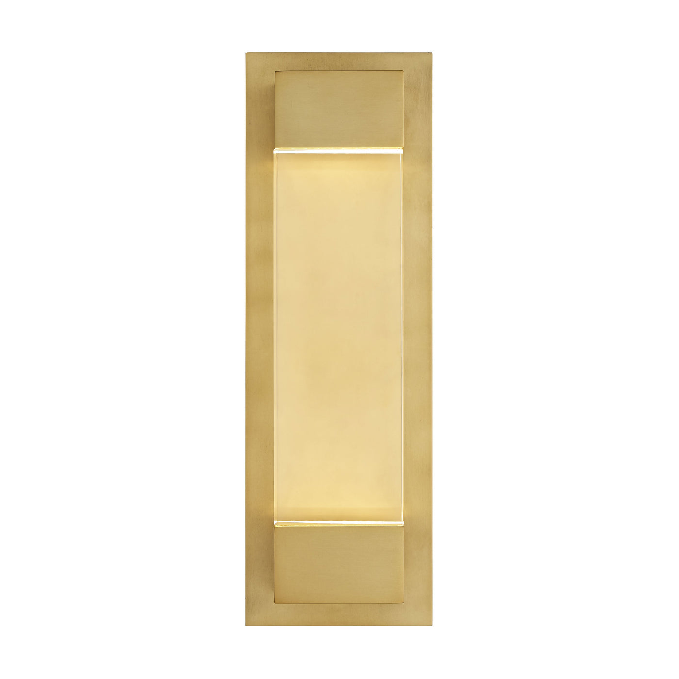 arteriors home charlie sconce front