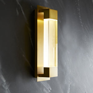 arteriors home charlie sconce styled