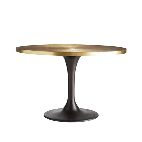 arteriors daryl entry table