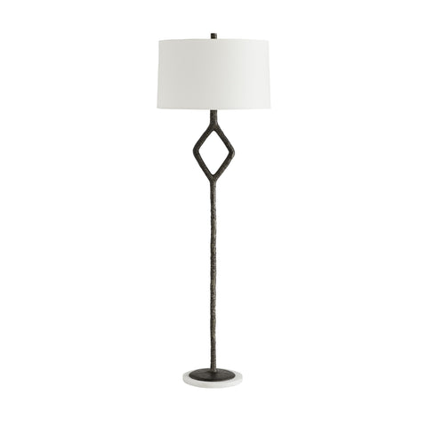 arteriors home denzel floor lamp