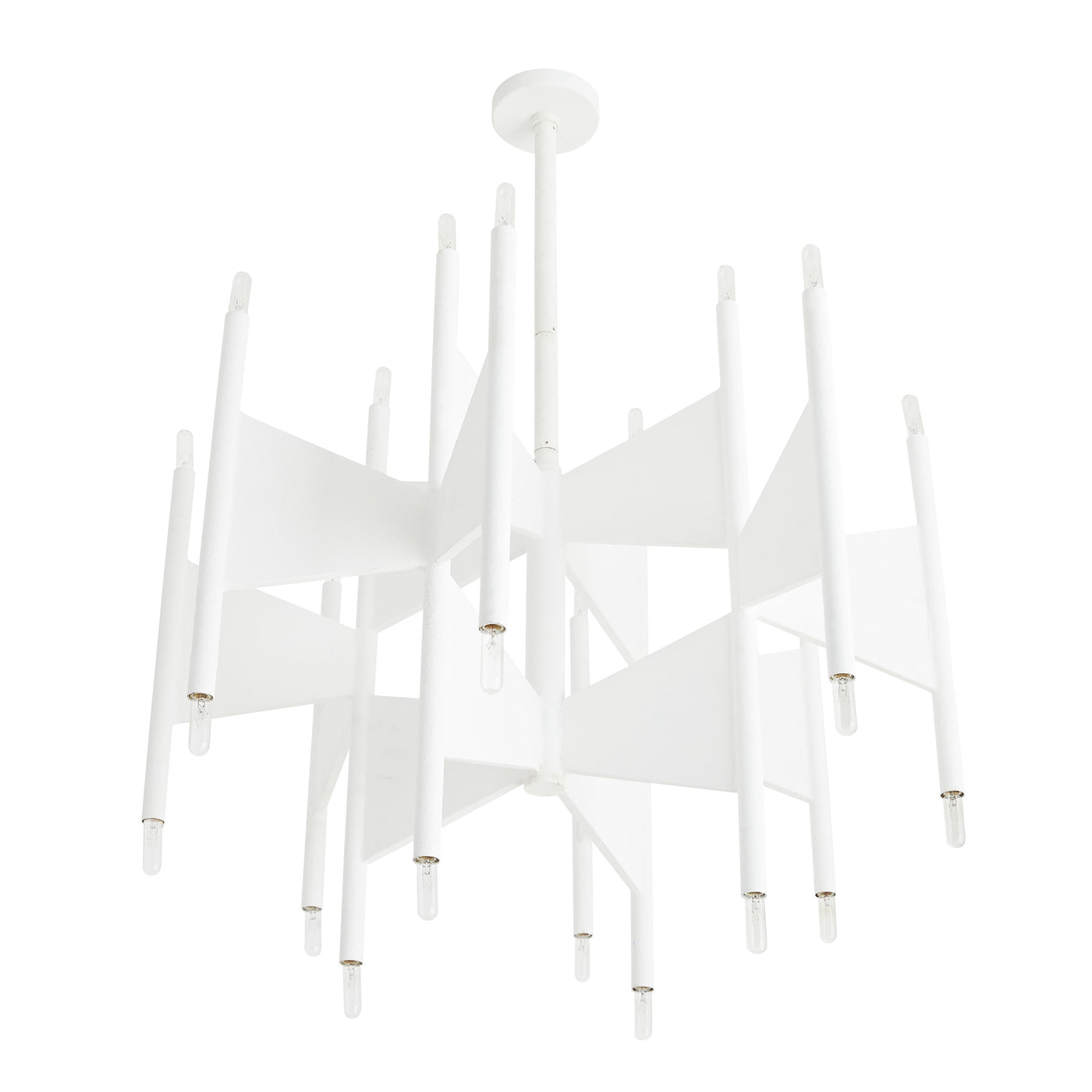 arteriors deskins chandelier bottom