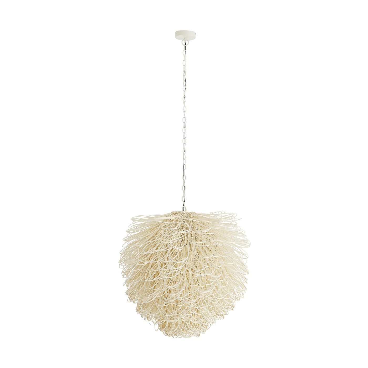 arteriors finley chandelier full view