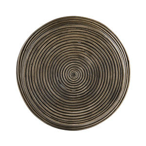 arteriors frisco end table top view