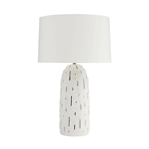 arteriors grotto lamp