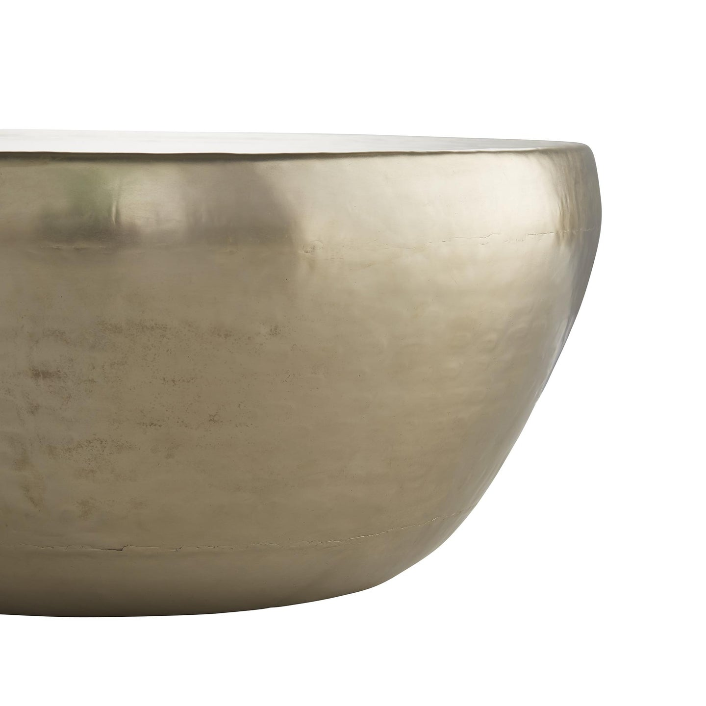Arteriors Home Clint Large Cocktail Table Gold Bronze