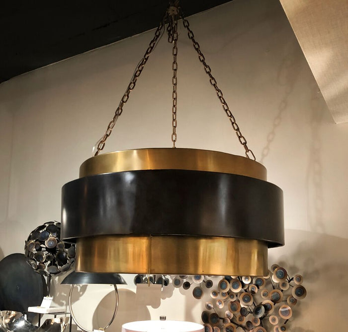 arteriors home dante chandelier styled at market