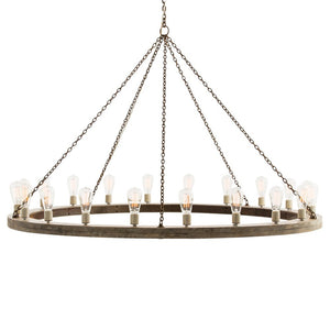 arteriors home geoffrey large chandelier