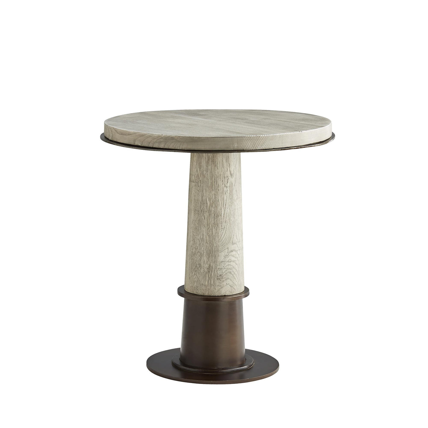 arteriors home kamile side table