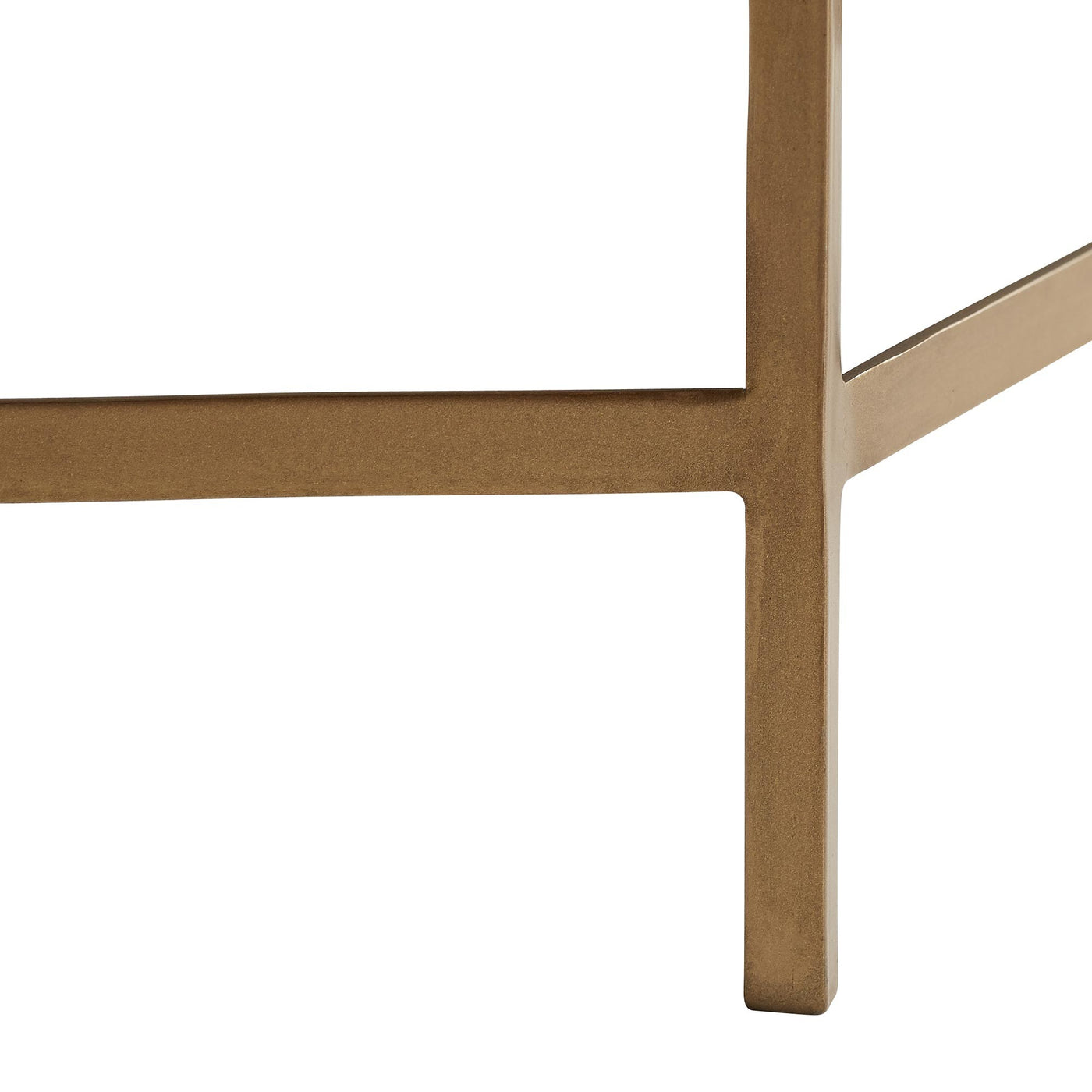 arteriors home mae end table leg