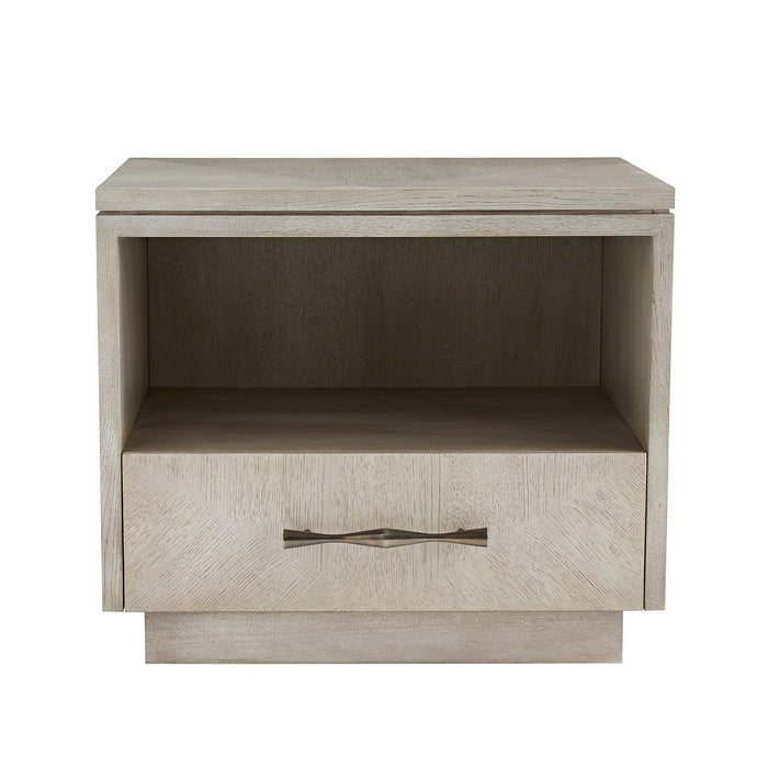 arteriors home mallory side table