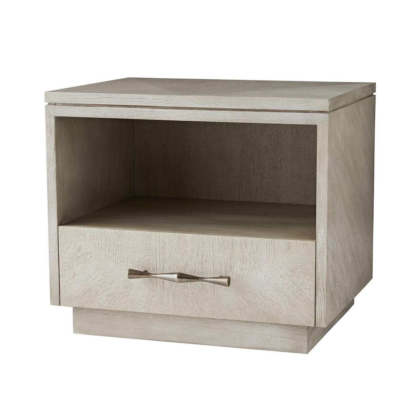 arteriors home mallory side table angle