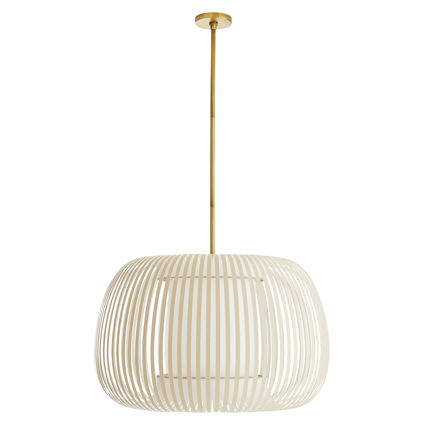 arteriors home mia pendant full view