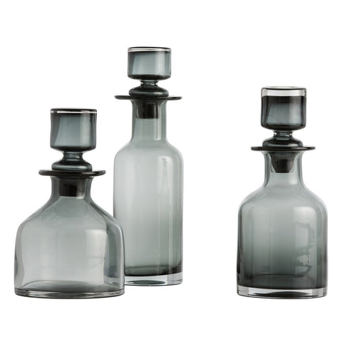 arteriors home o'connor decanters set of three
