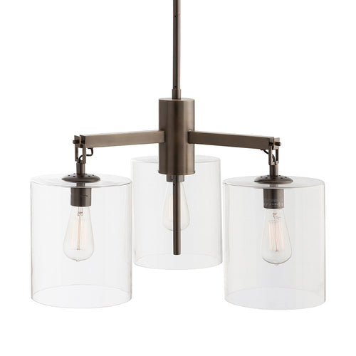 arteriors home parrish chandelier 89033 chandelier, chandeliers, foyer chandeliers, modern chandelier, modern chandeliers, modern chandelier lighting, dining room chandeliers, chandelier lighting, bedroom chandeliers, contemporary chandeliers, kitchen chandelier, front view