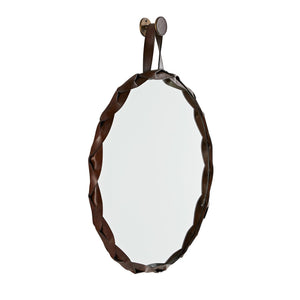arteriors home powell mirror large and small side