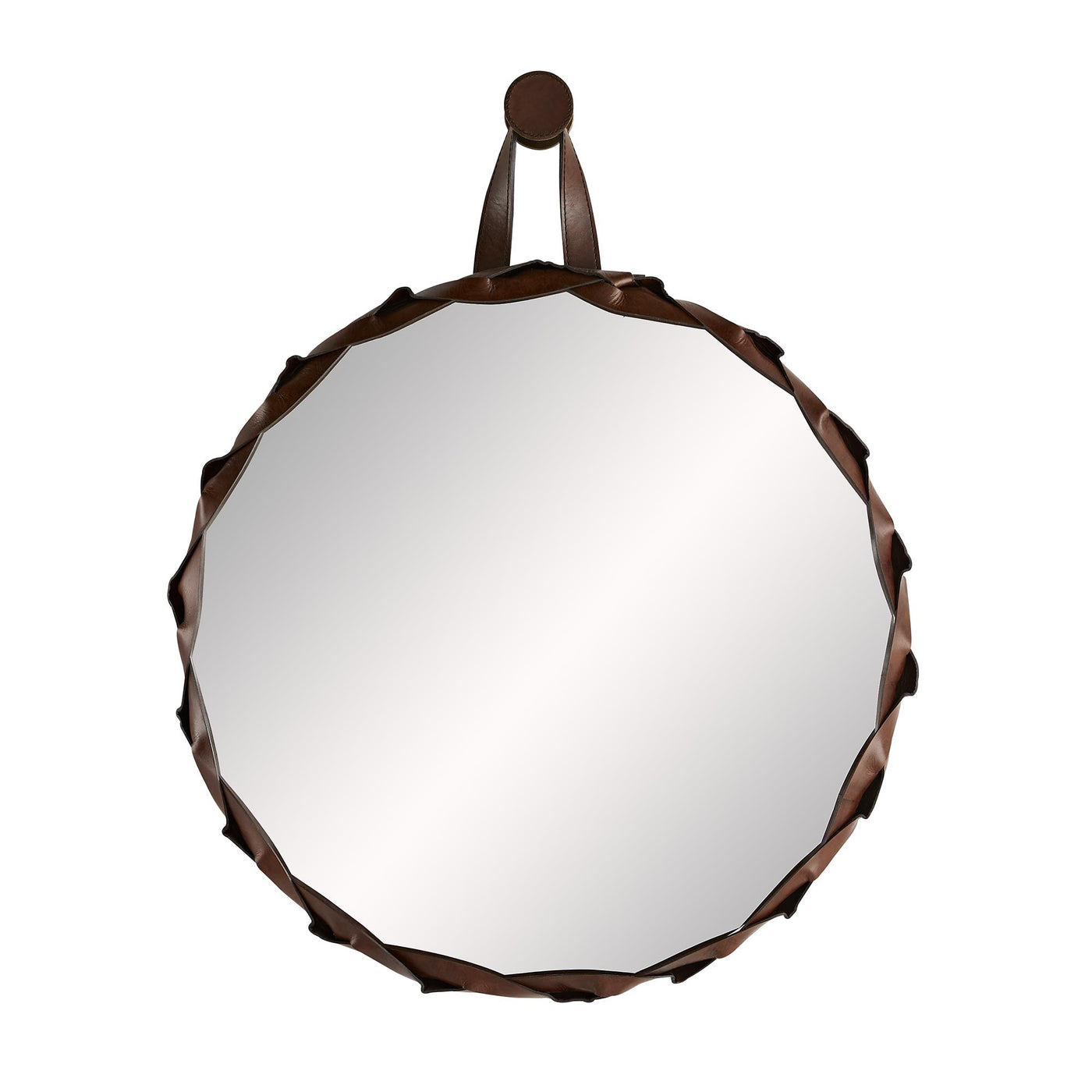 arteriors home powell mirror large and small