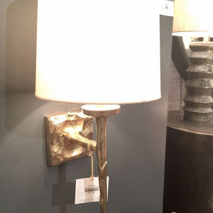 arteries home franz wall sconce shown in room