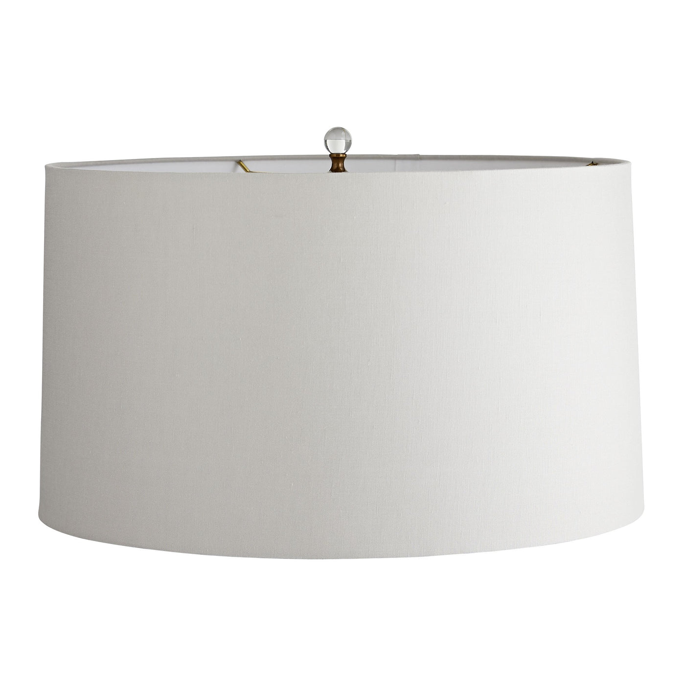 arteriors home romy table lamp shade