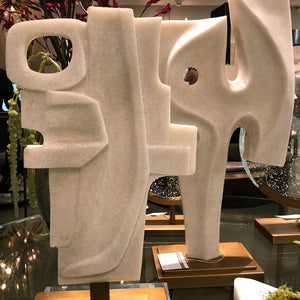 arteriors home maeve sculpture styled