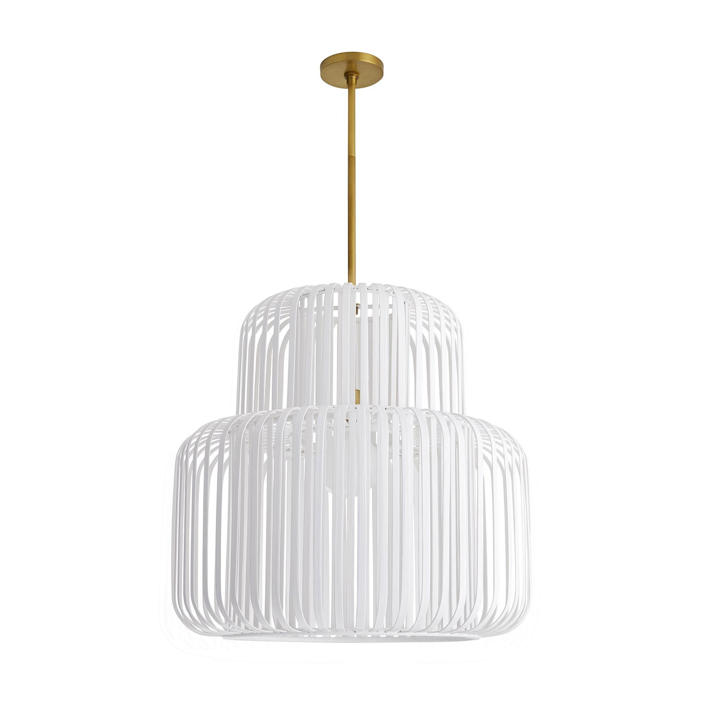 arteriors home shae pendant full view