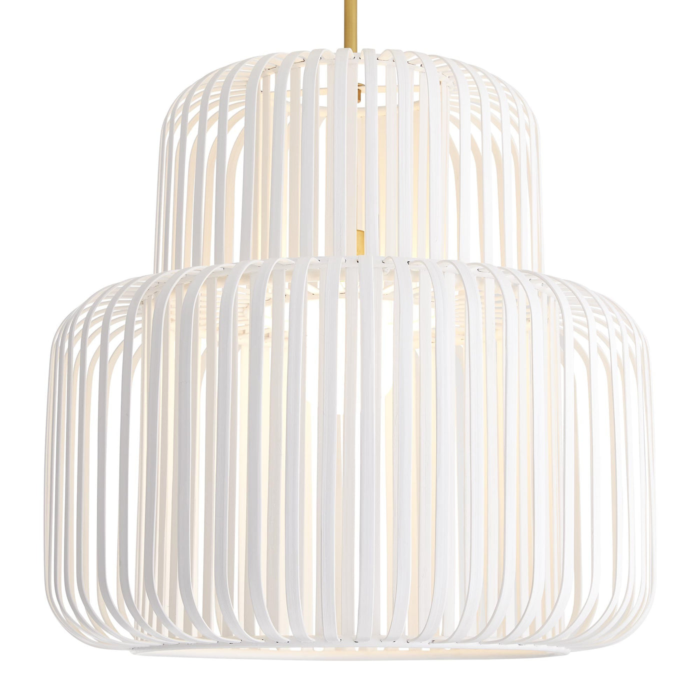 arteriors home shae pendant illuminated