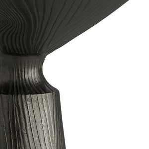arteriors home sycamore side table detail