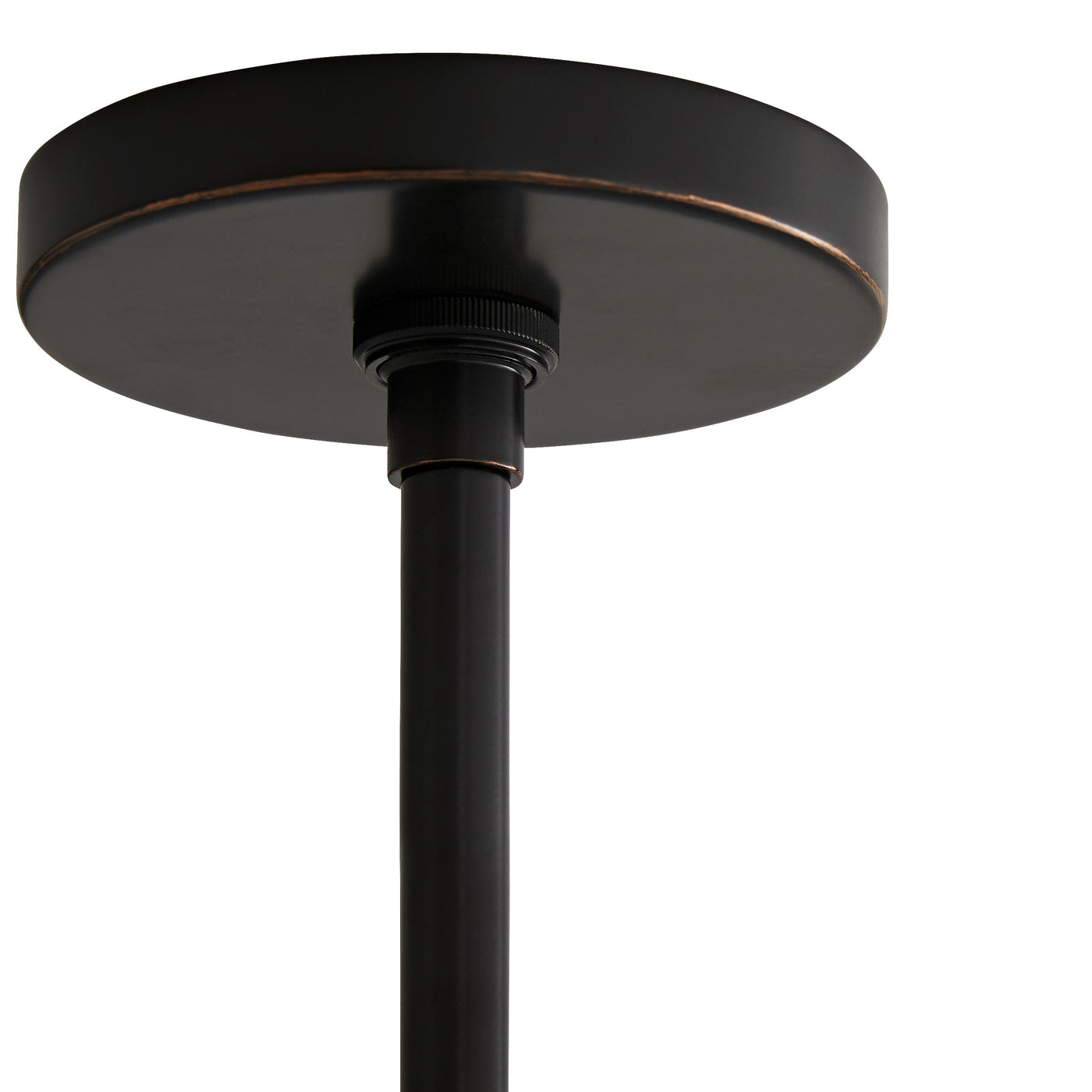 arteriors tarbell flush mount bronze ceiling mount
