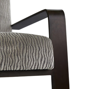 Arteriors Home Torcello Chair Lichen Velvet Iron Seating